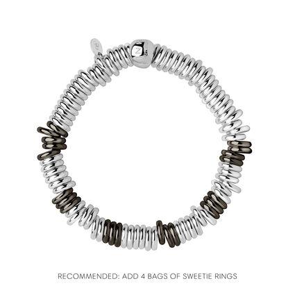 Limited Edition Rhodium Sweetie Bracelet