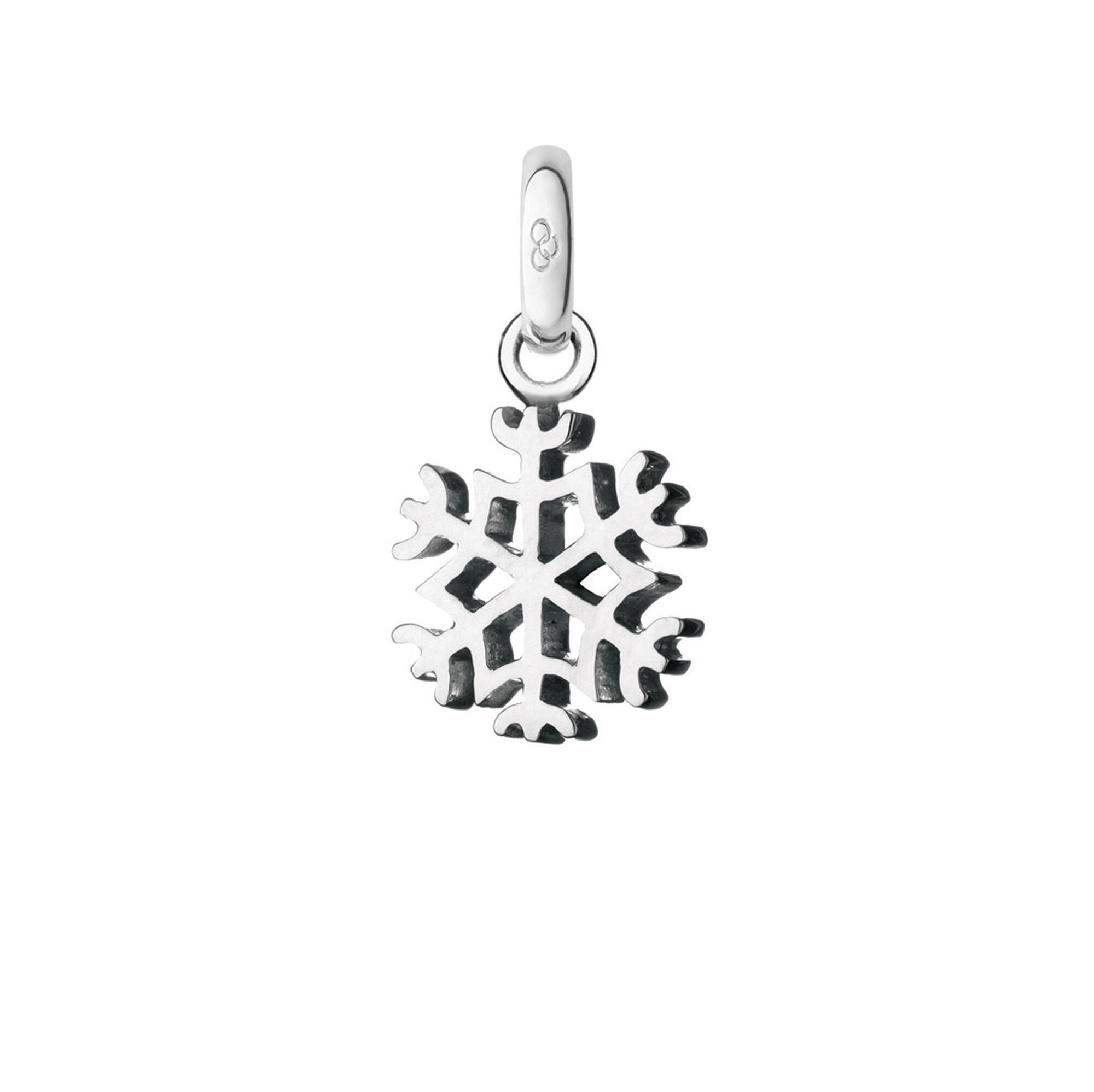 silver snowflake charm links of london