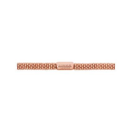 Effervescence Star XS Rose Gold Vermeil Bracelet, , hires