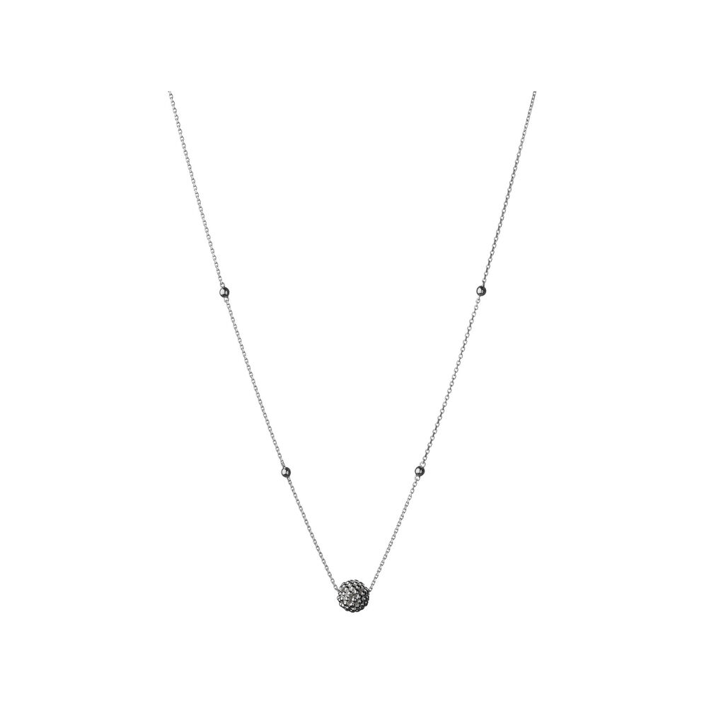 Effervescence Sterling Silver Bubble Necklace, , hires