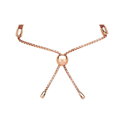 Starlight 18kt Rose Gold Vermeil & Sapphire Crown Bracelet, , hires
