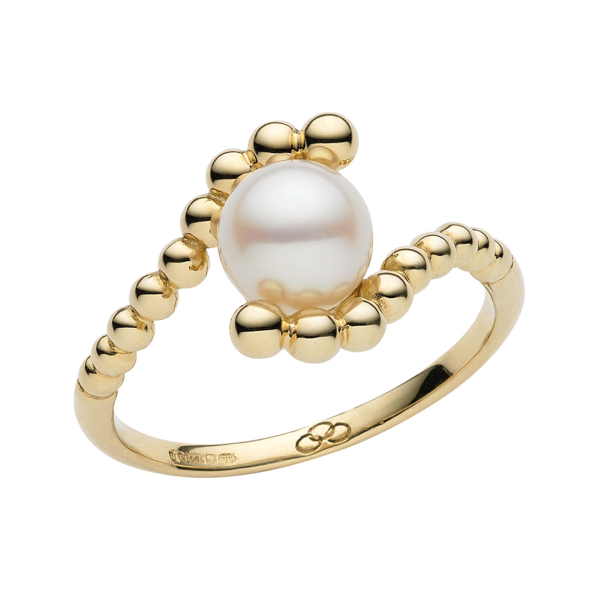 freshwater white diamond pin miadora and engagement pearl rings ring sterling