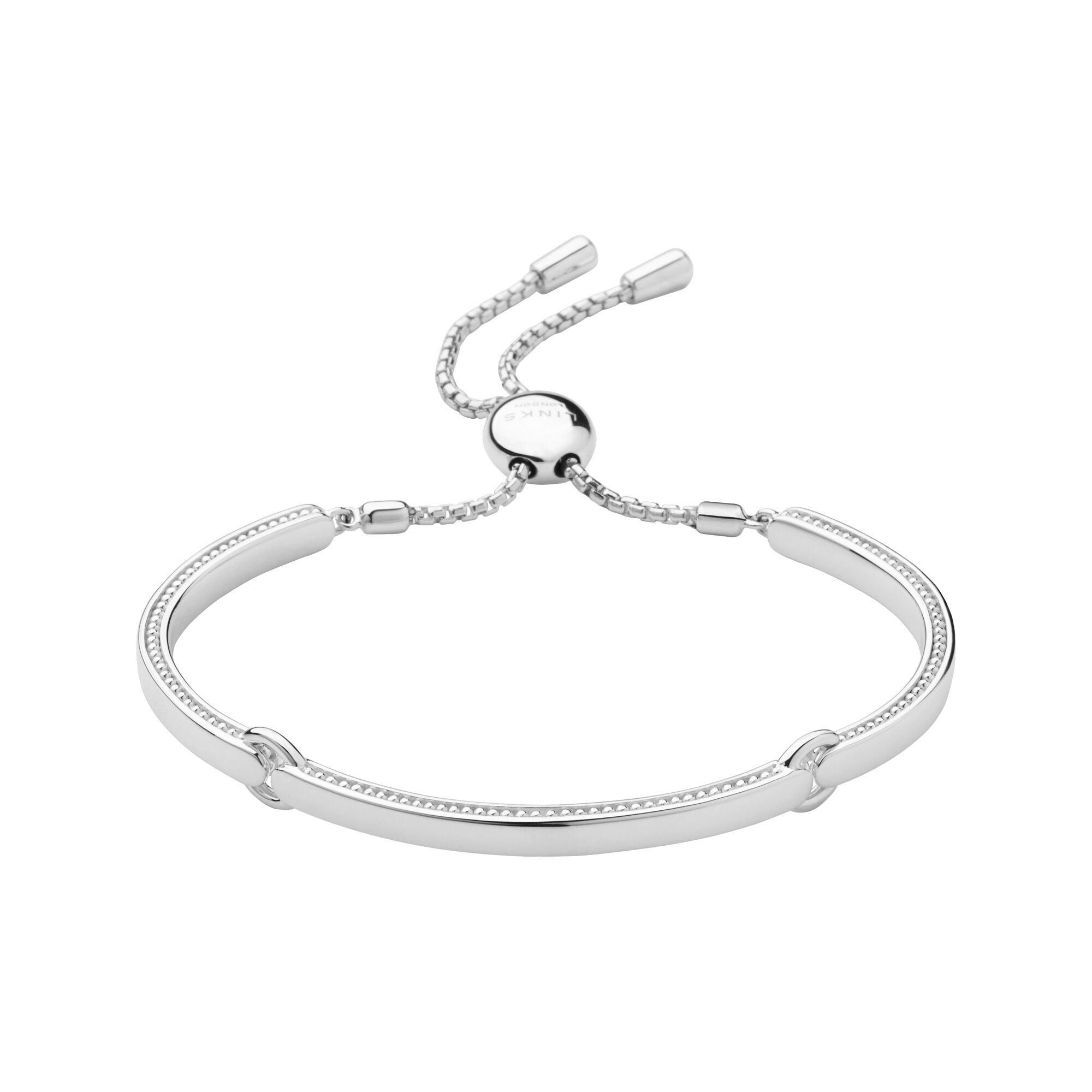Narrative Collection Silver Bracelet Links Of London