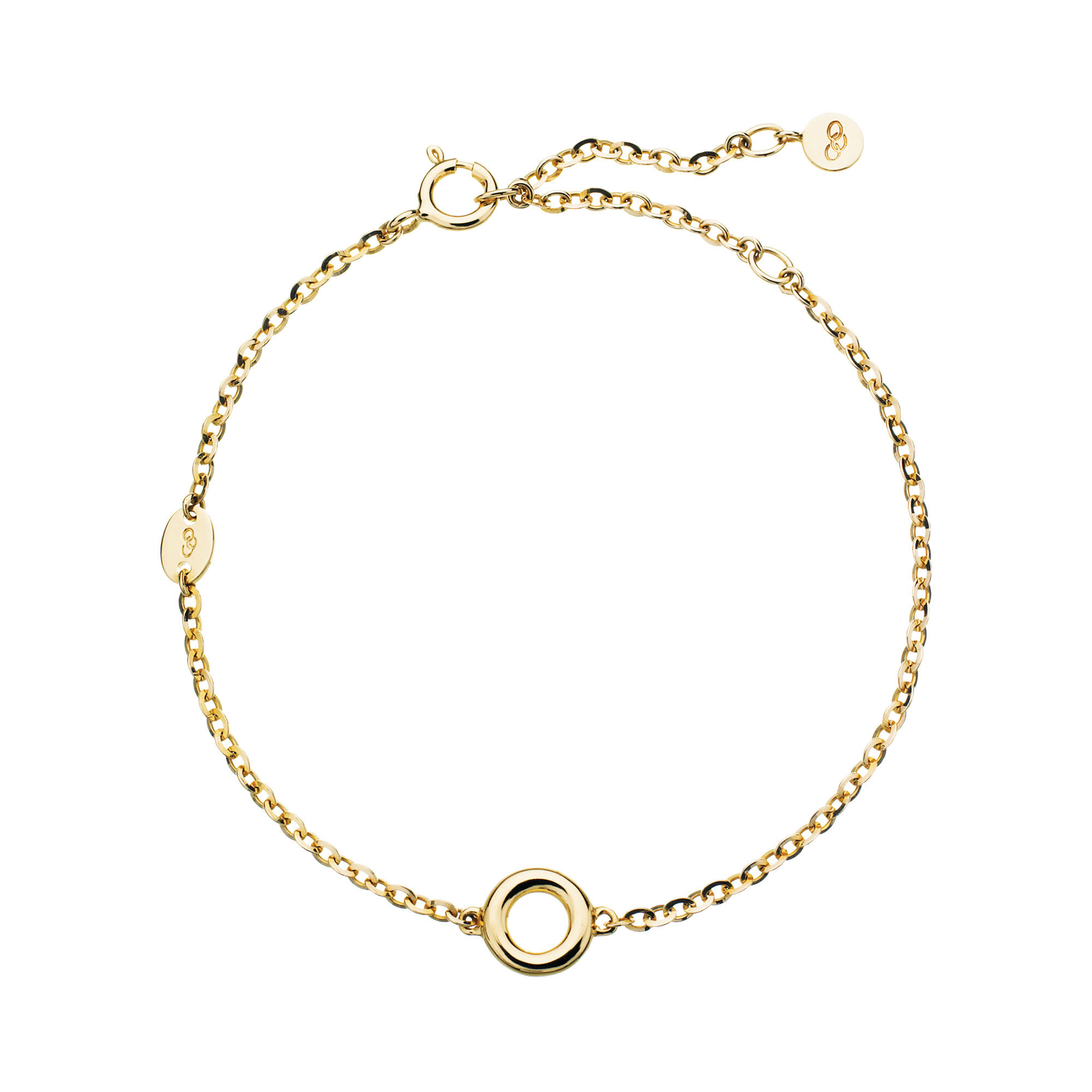 new bracelet ankle anklet simulated pearl infinity and charm plated lengt size bright brand pin an features gold pearls