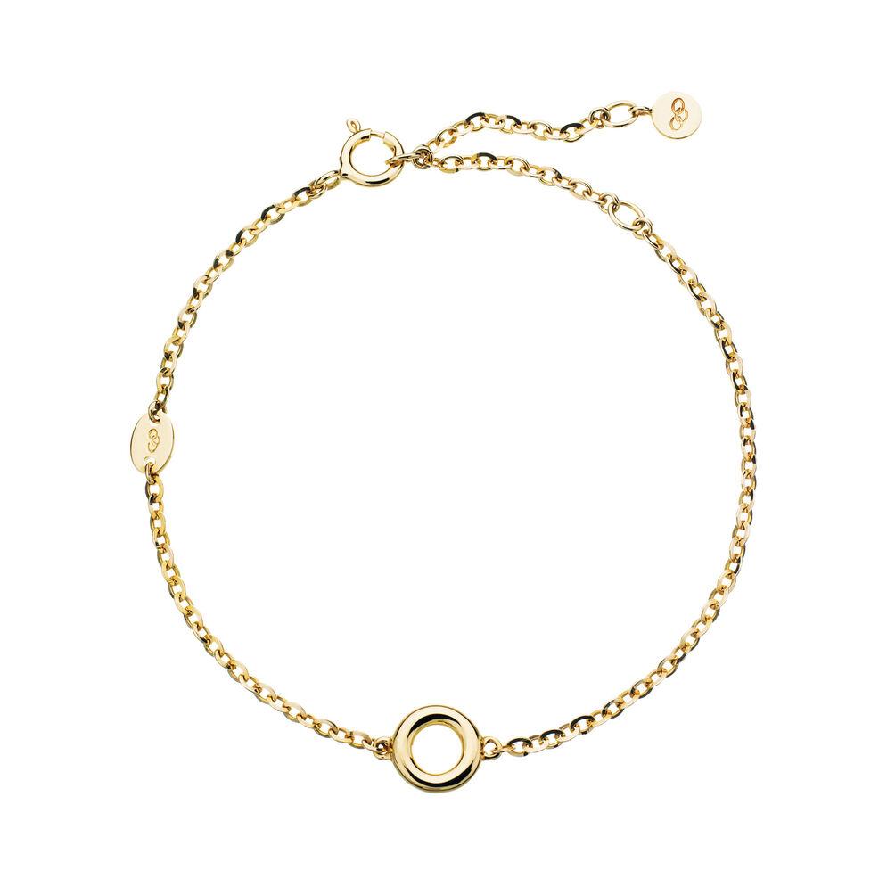 Sweetie 18ct Yellow Gold Essence Bracelet, , hires