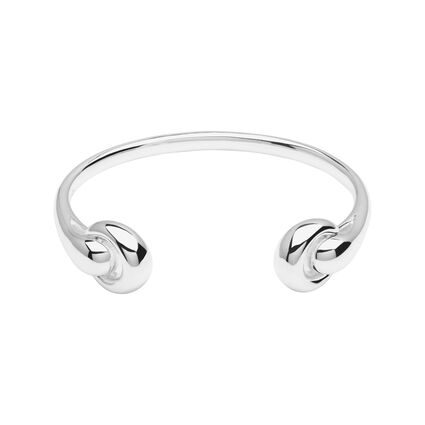 Hope Sterling Silver Cuff, , hires