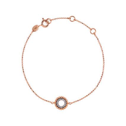 Effervescence 18kt Rose Gold & Diamond Bracelet, , hires