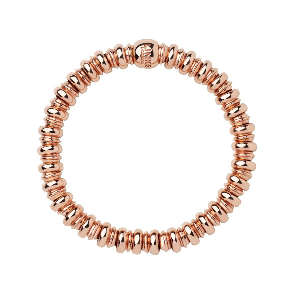 Sweetheart 18kt Rose Gold Vermeil Bracelet, , hires