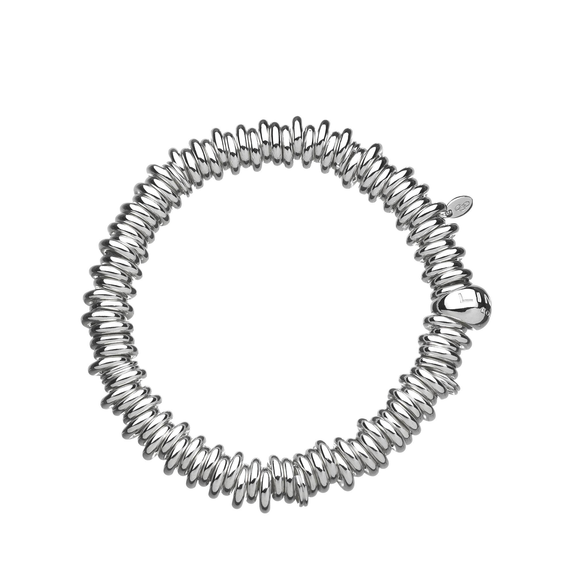 Links Of London Sweetheart Sterling Silver Bracelet M nGLQKyWVC