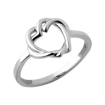 Kindred Soul Sterling Silver Ring, , hires
