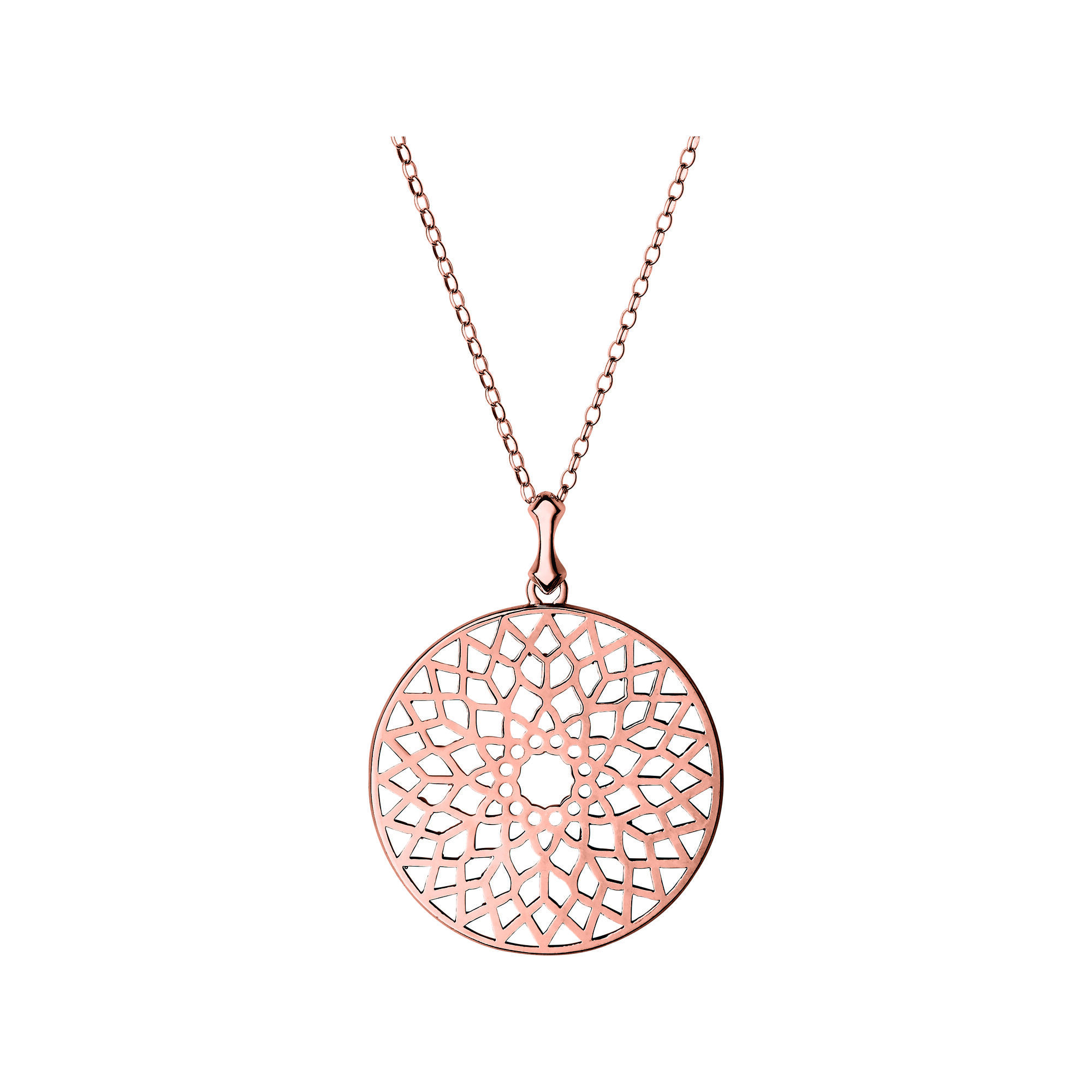 small london links of necklace vermeil gold timeless hires eu en rose