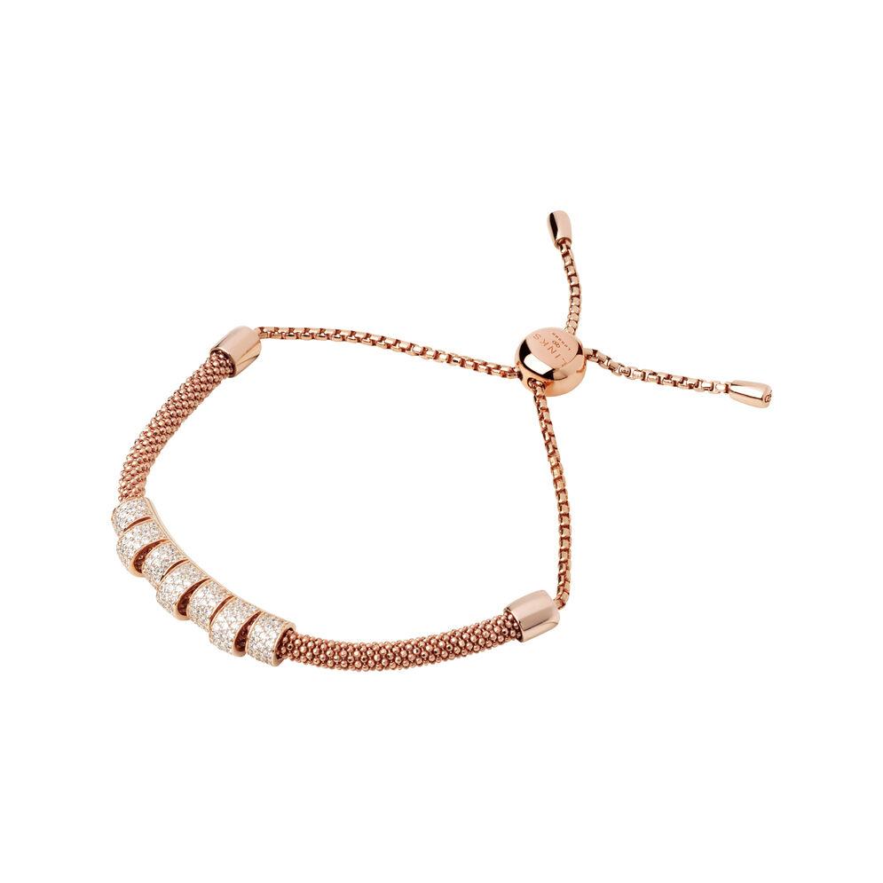 Starlight 18kt Rose Gold Vermeil & Sapphire Coronet Bracelet, , hires