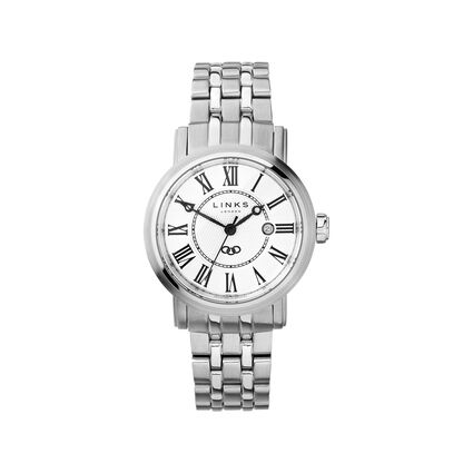 Richmond Womens Stainless Steel Bracelet Watch, , hires