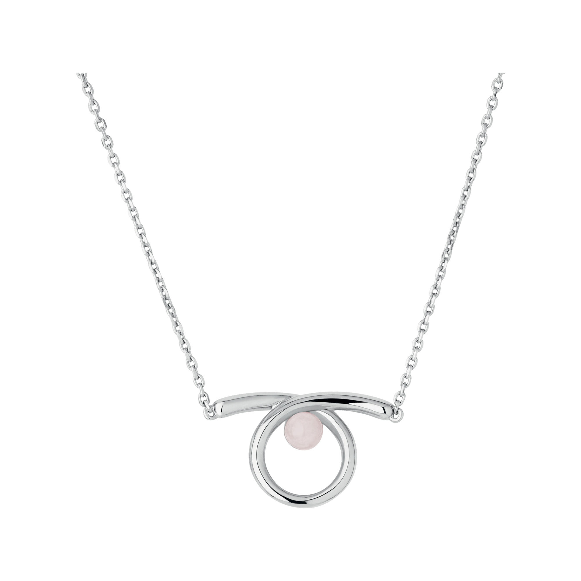 tiny regalrose silver original semi necklace precious by stone gemstone nebulah product