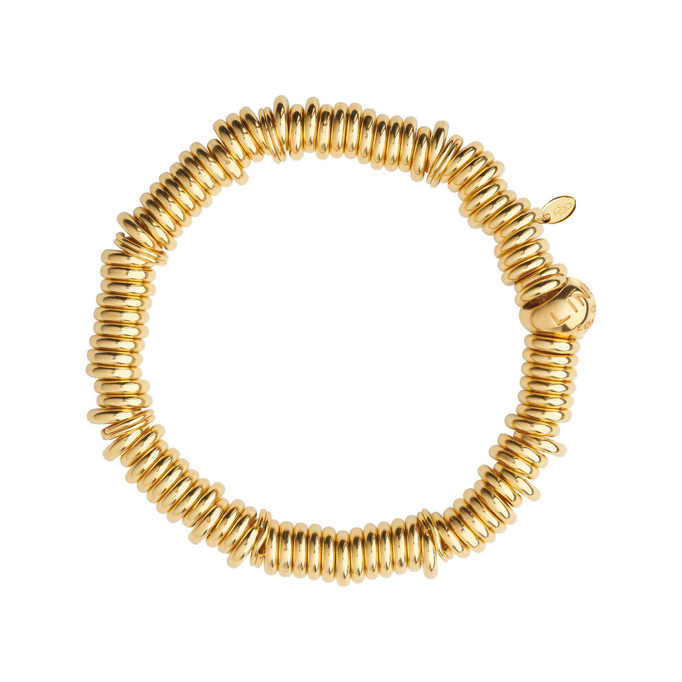 Sweetie 18kt Yellow Gold Vermeil Bracelet, , hires