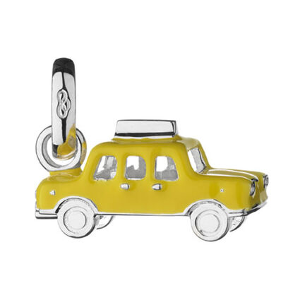 Yellow Taxi Charm, , hires