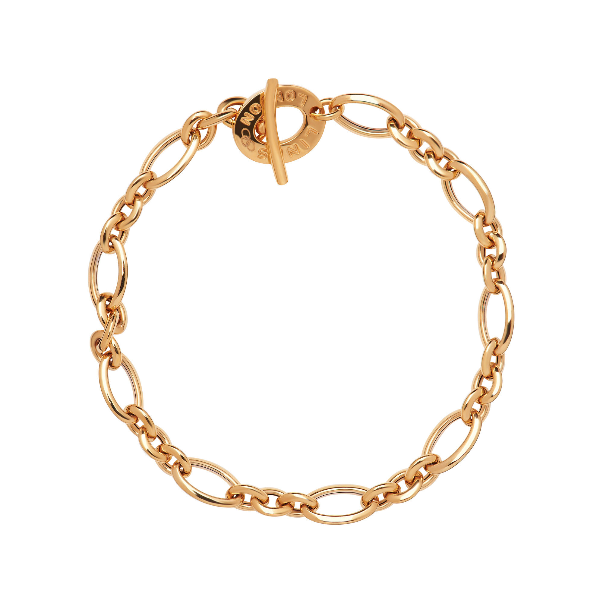 links bangle london hires gb en charm bracelets of capture bracelet rose bangles vermeil gold