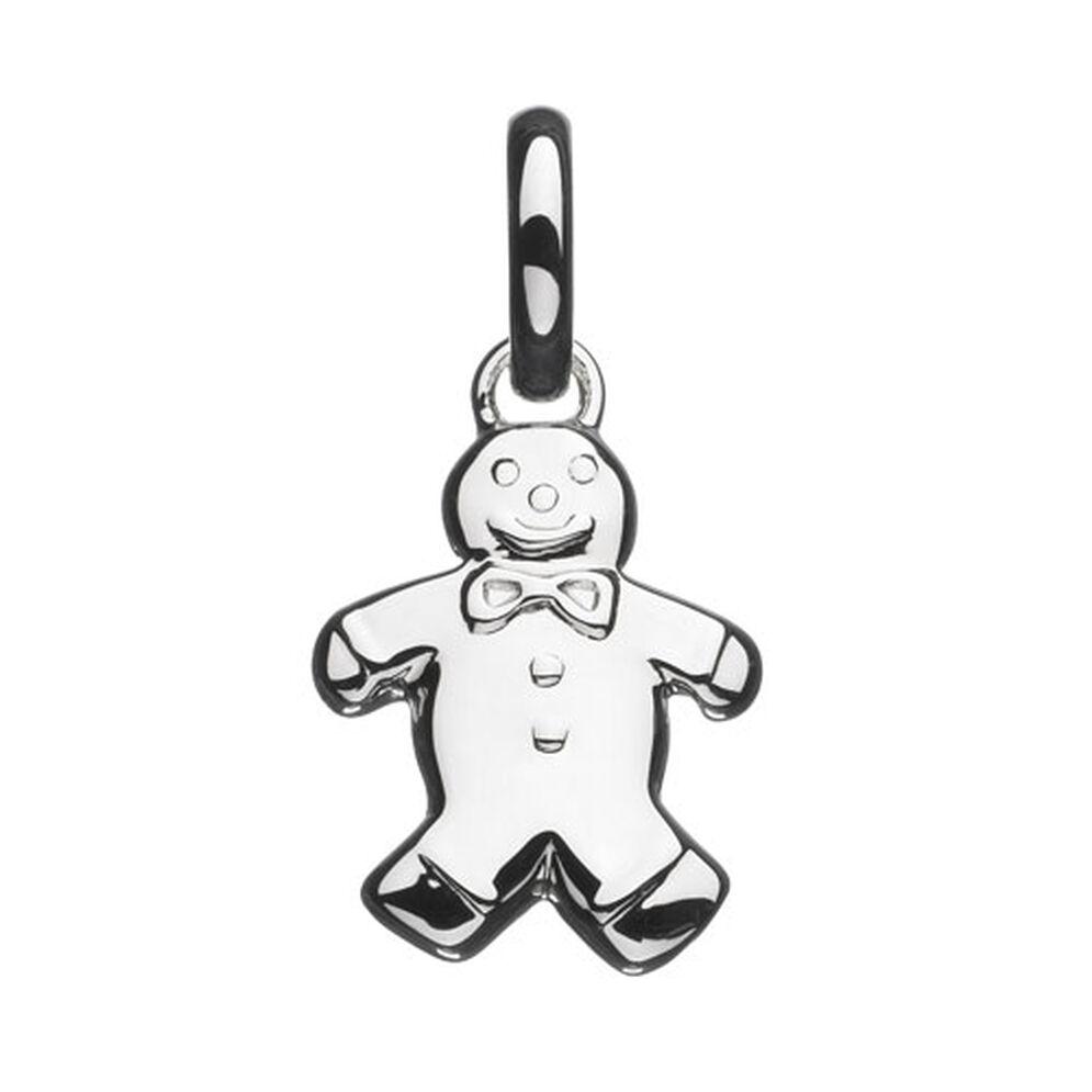 Gingerbread Man Charm, , hires