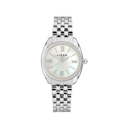 Bloomsbury Women's Stainless Steel & Crystal Bracelet Watch, , hires