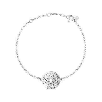 Timeless Sterling Silver Bracelet, , hires
