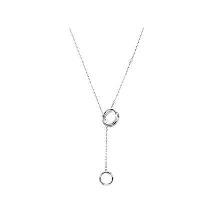 20/20 Sterling Silver Classic Necklace, , hires
