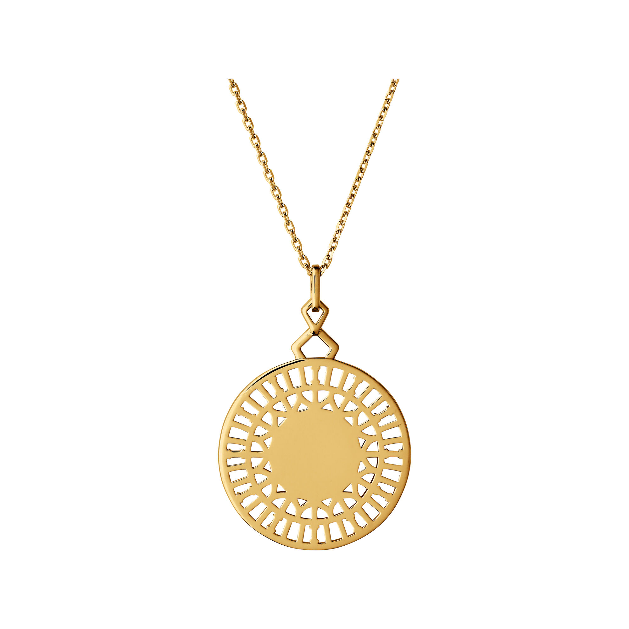 Timeless 18kt Yellow Gold Vermeil Necklace Links Of London