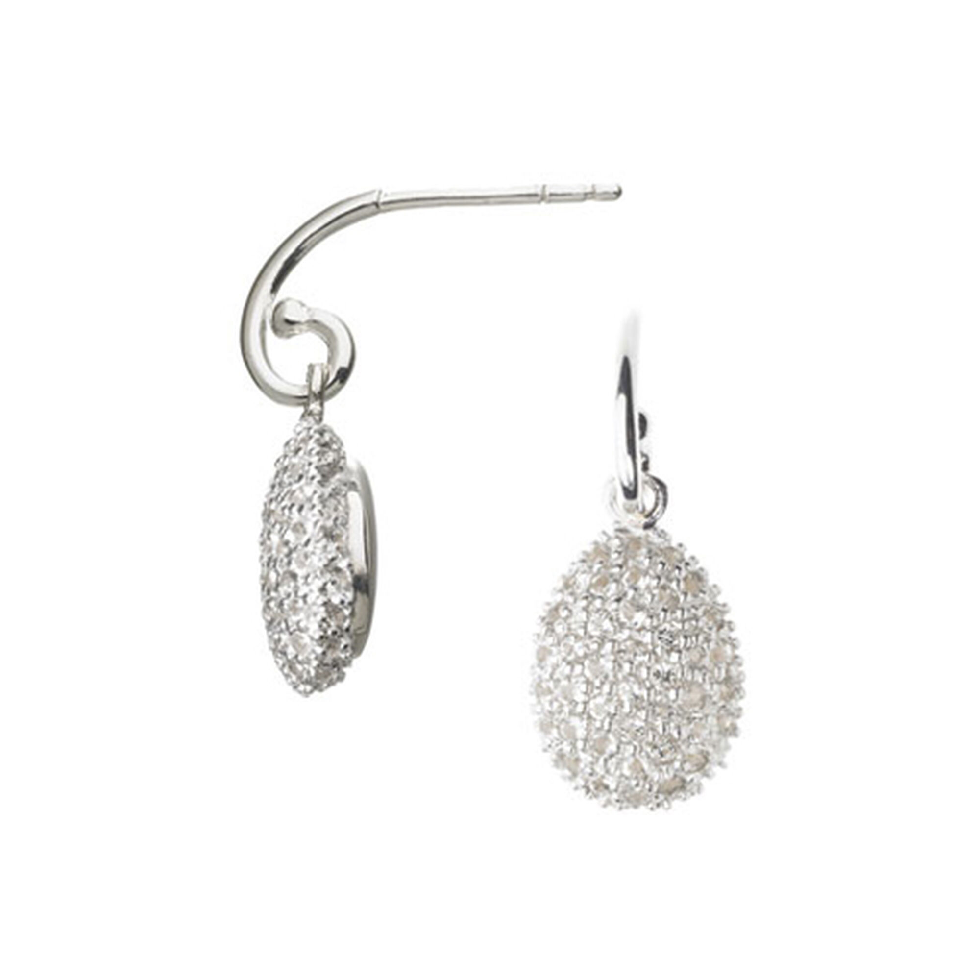 item verso topaz earrings bella imperial platinum mcteigue mcclelland