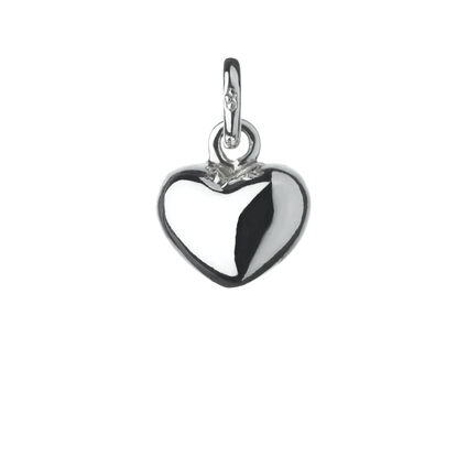 Mini Heart Charm, , hires