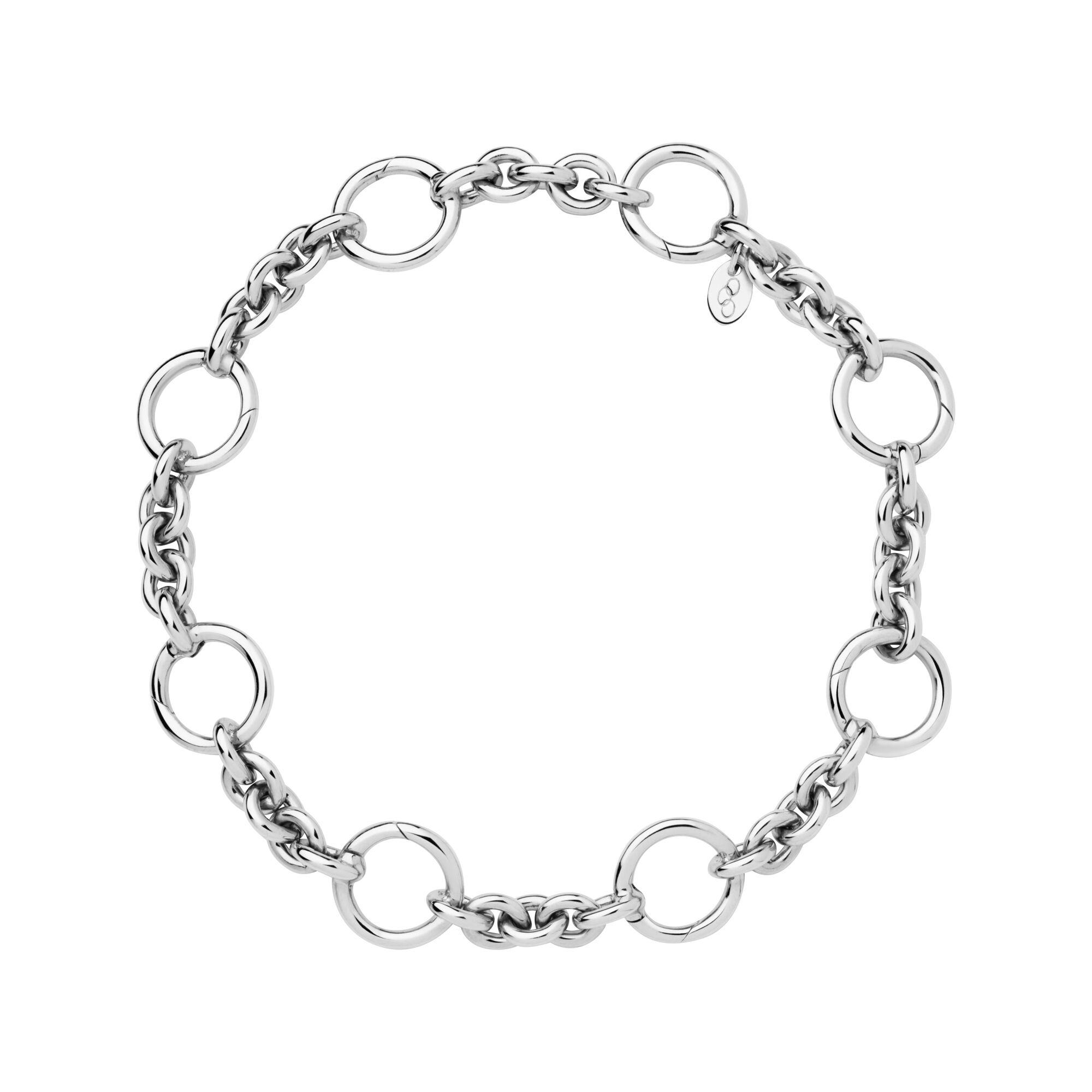 Silver Capture Charm Bracelet