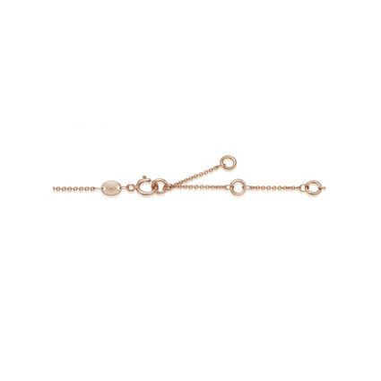 Ascot Diamond Essentials 18kt Rose Gold Vermeil Horseshoe Necklace, , hires
