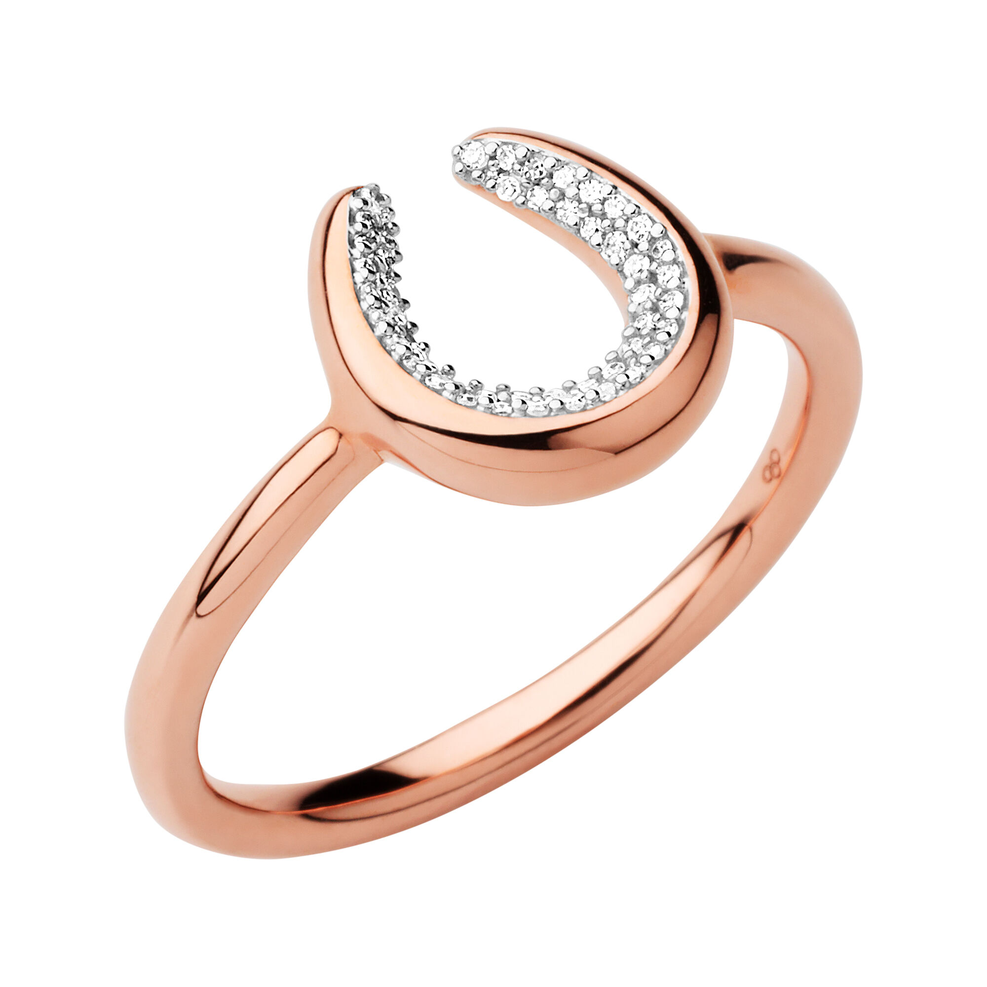 img round wedding bands ring baguette rose band gold in halfway diamond white and
