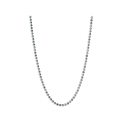 Essentials Sterling Silver 1.5mm Ball Chain 60cm, , hires