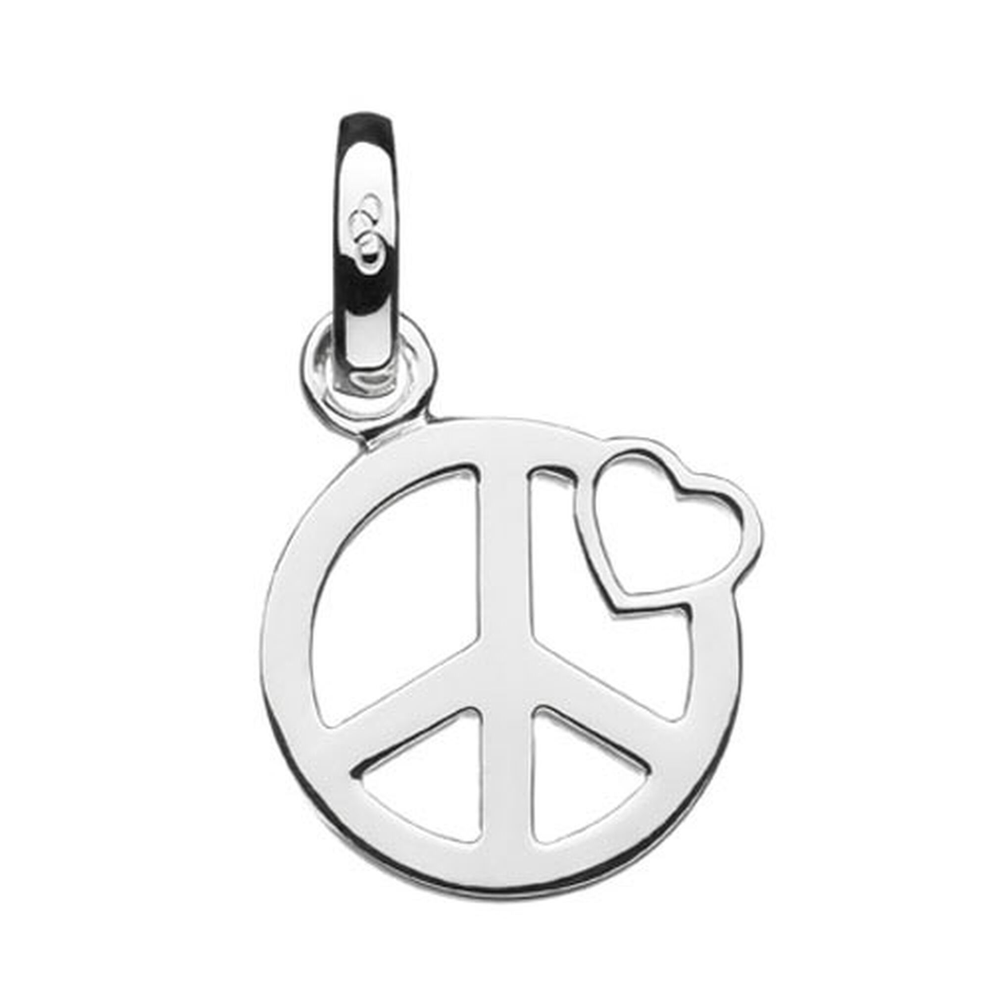 overstock pendant jewelry peace shipping sign free watches bdac product bold today gold necklace