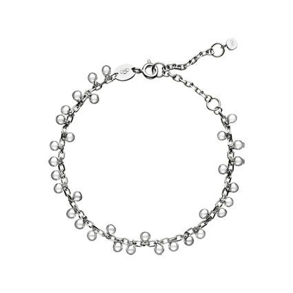 Effervescence Sterling Silver Pearl Bracelet, , hires