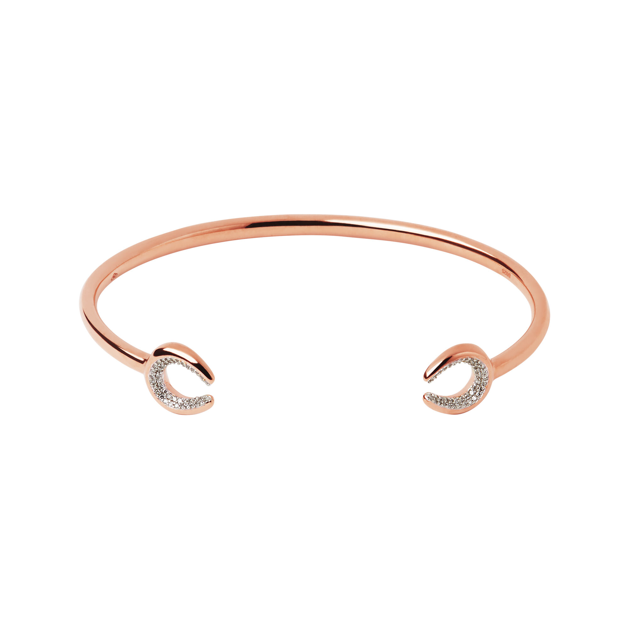 gold lyst bar and bracelet rose meira pink t diamond in k s women chain bangles jewelry bangle