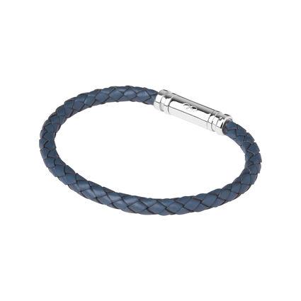 mens bracelets silver leather bracelets for men. Black Bedroom Furniture Sets. Home Design Ideas