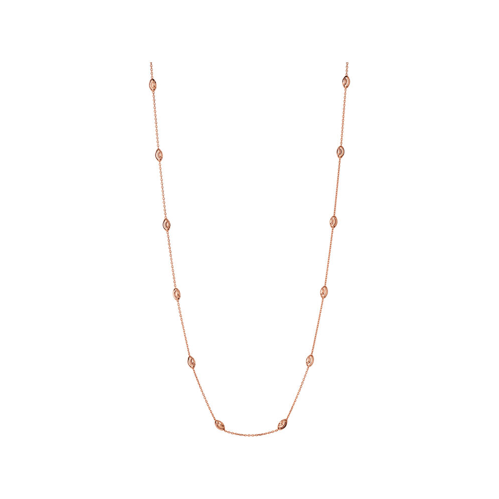 Beaded Chain Necklace RGV 60cm, , hires