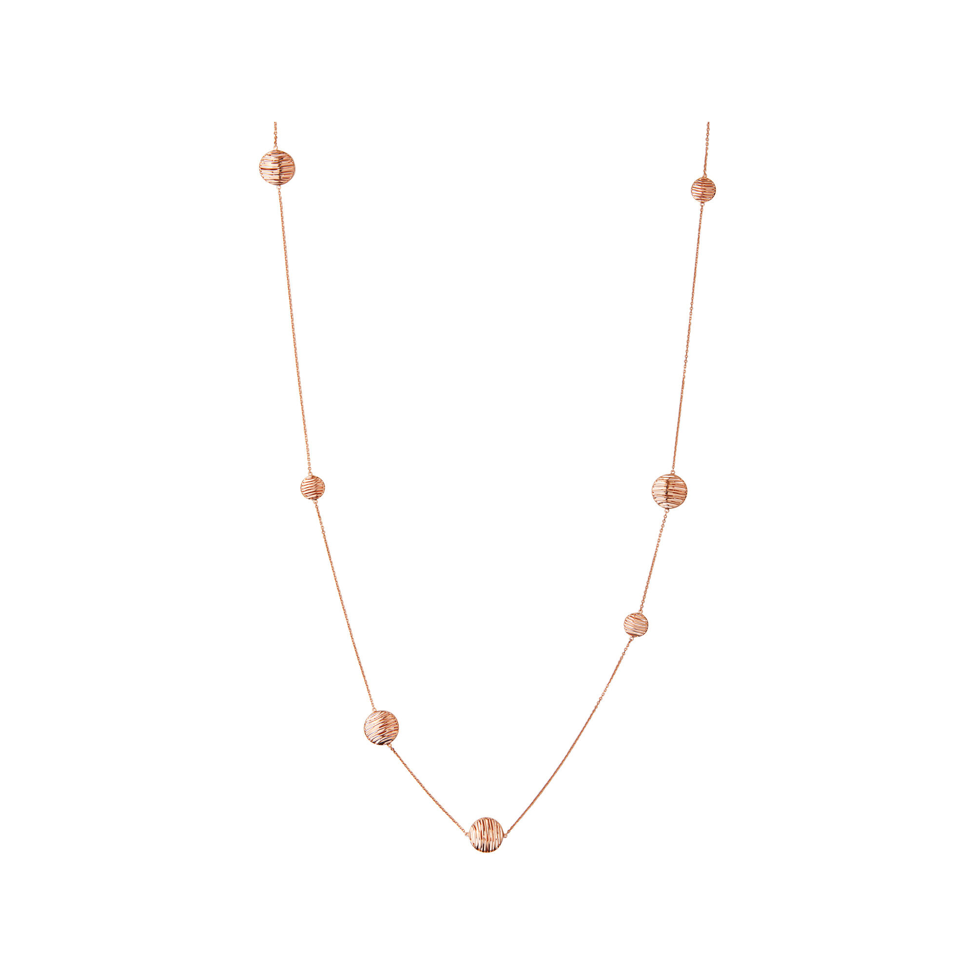 two tone jonathan products necklace atique station gold the