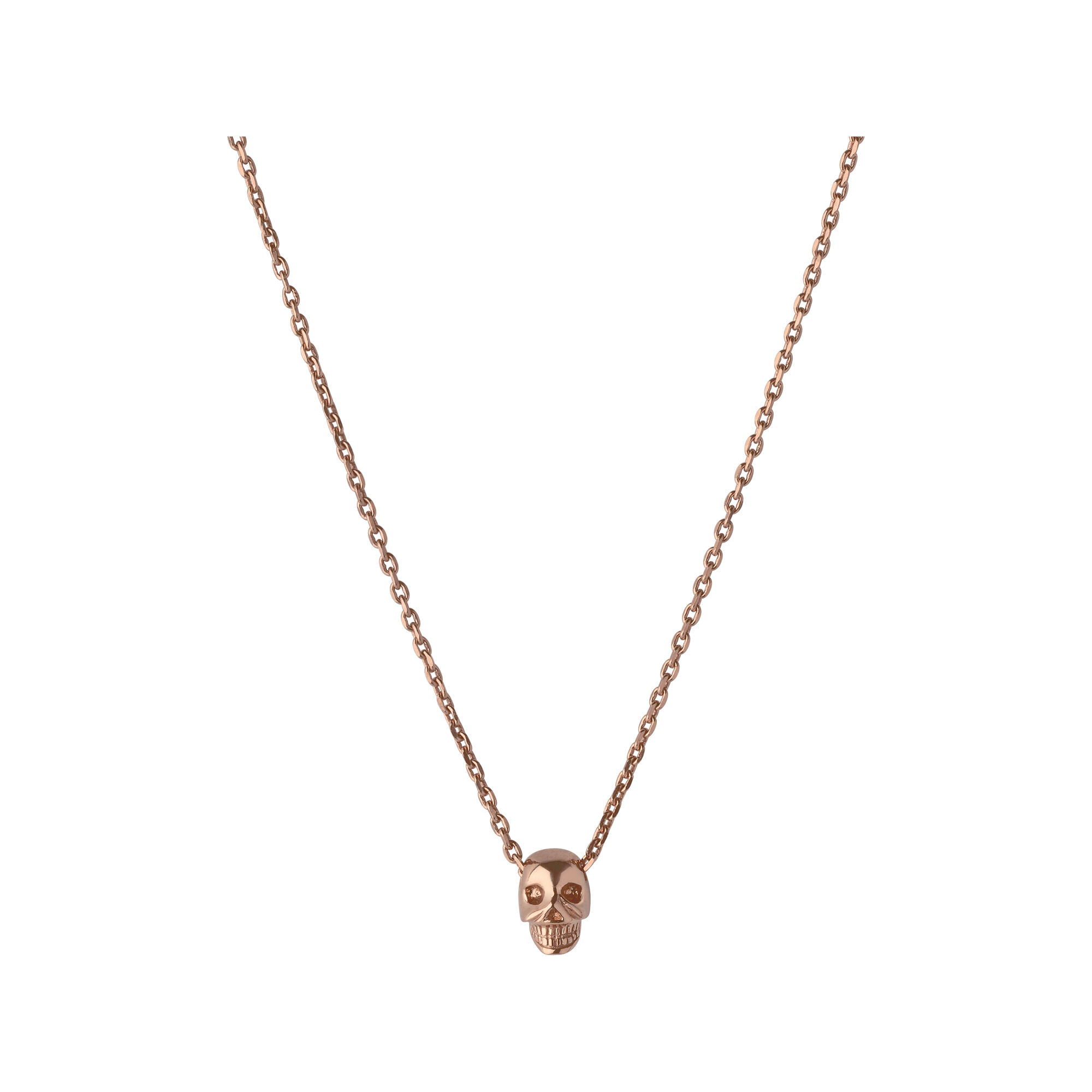 skull falling image charlie necklace triple shires product of