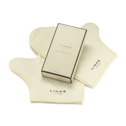 Silver Jewellery Polishing Mitt, , hires