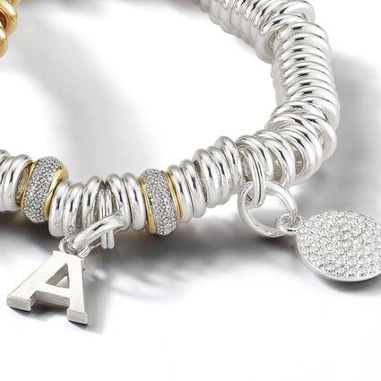 Sterling Silver Sweetie Split Ring, , hires