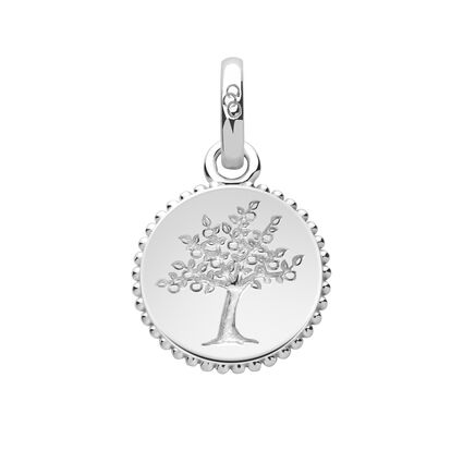 Amulet Sterling Silver Tree of Life Charm, , hires