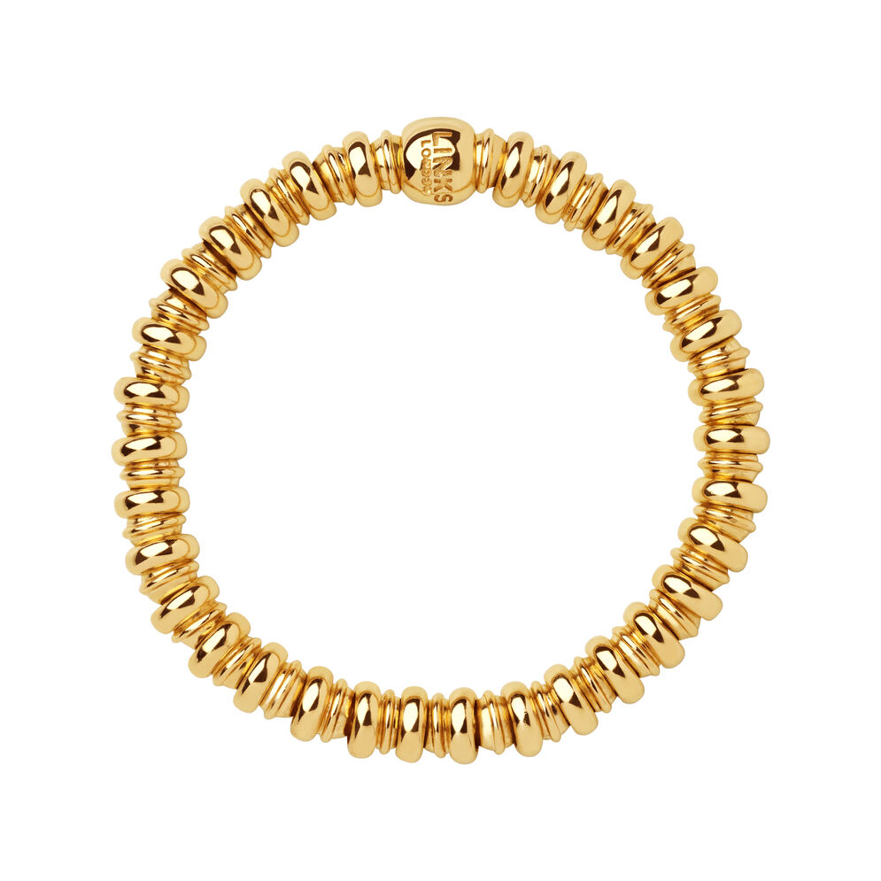 Sweetheart 18kt Yellow Gold Vermeil Bracelet, , hires