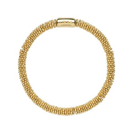 Effervescence Star XS Yellow Gold Vermeil Bracelet, , hires