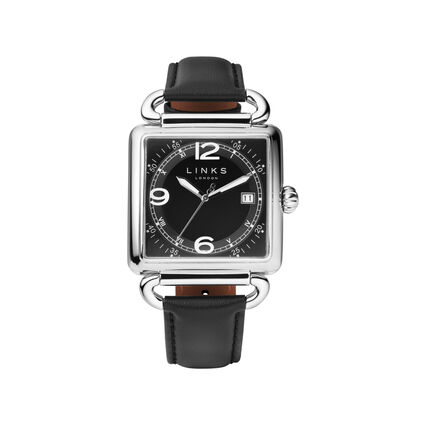 Driver Silver Dial Watch, , hires