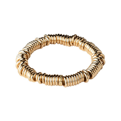 18K Rolled Yellow Gold Sweetie Bracelet, , hires