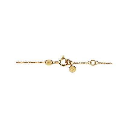Concave 18kt Yellow Gold Vermeil & Diamond Bracelet, , hires