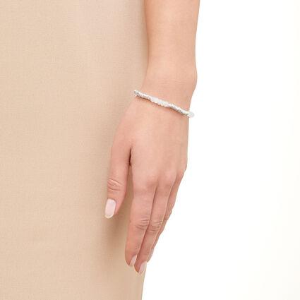 Sweetie XS Milky Quartz Bracelet, , hires