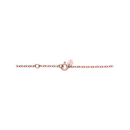 Timeless 18kt Rose Gold Vermeil Bracelet, , hires