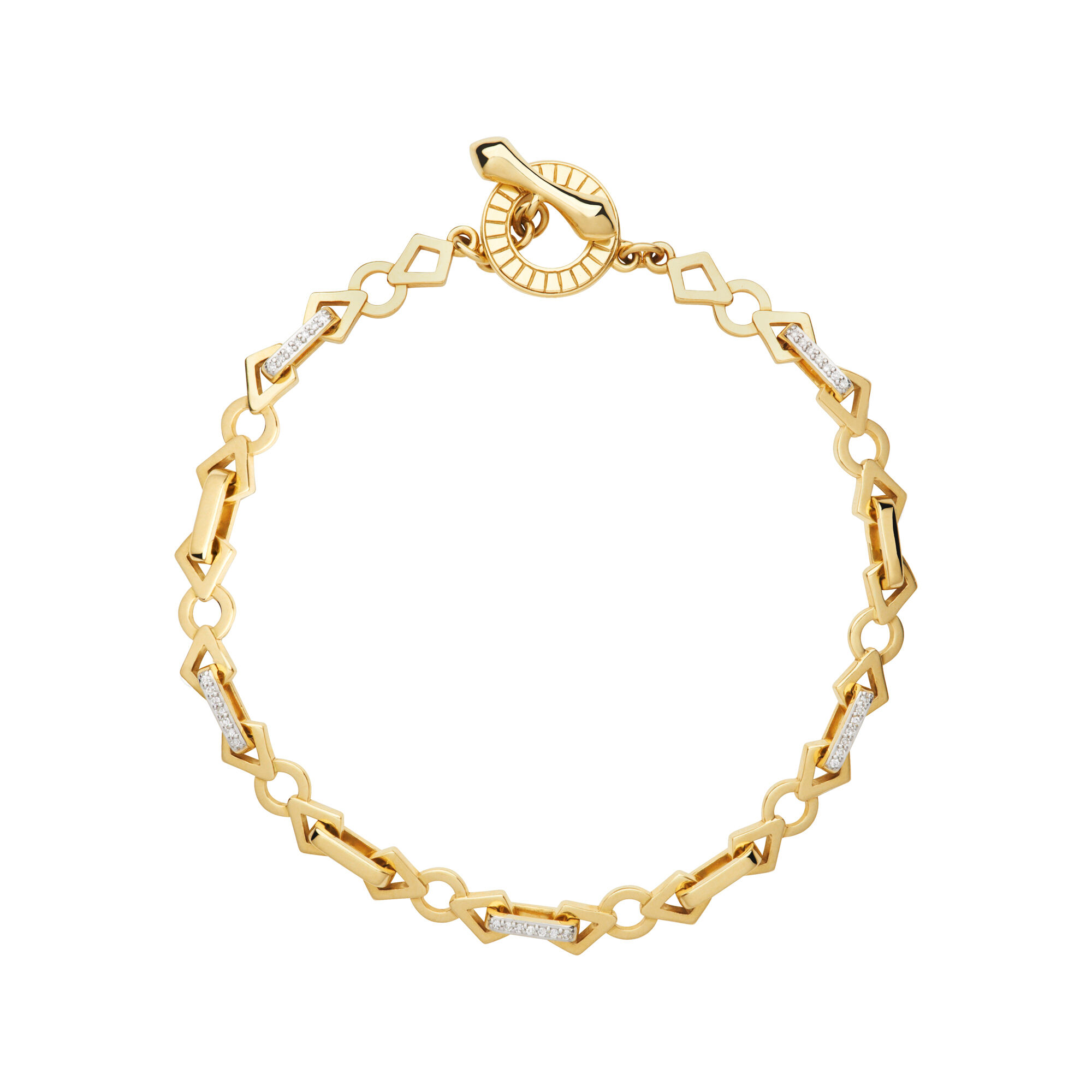 product gold anklet original buy the tbzthe tbz heart yellow bracelet